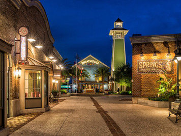 Where To Eat In Disney Springs