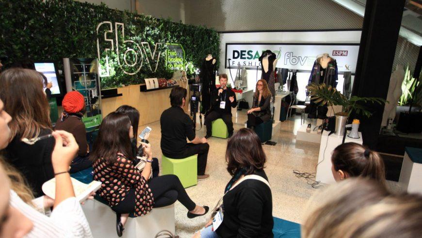 Desafio Fashion na Feira Brasileira do Varejo de Porto Alegre