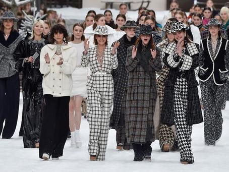 Chanel apresenta Inverno 2020 por Karl Lagerfeld