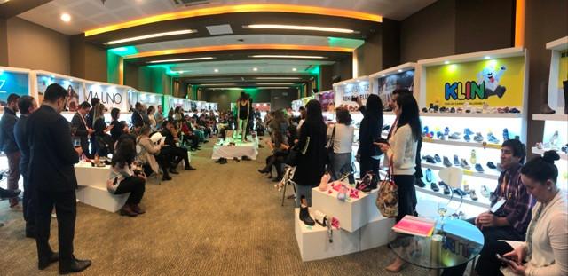 Showroom Colômbia 2019