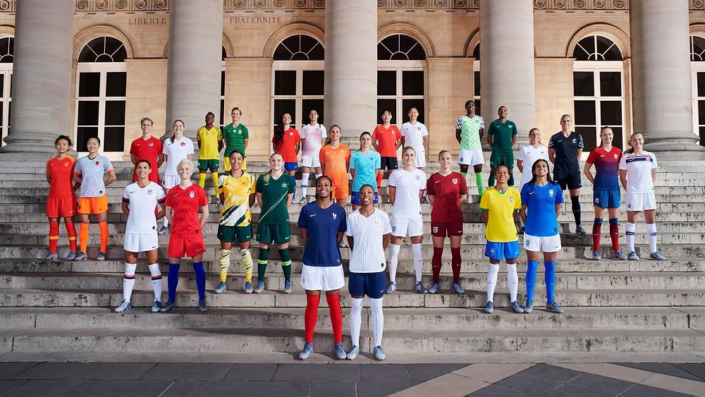 Nike Copa Mundial de Futebol Feminino