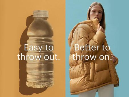 Tecidos feitos de garrafa PET reciclada: é possível?!