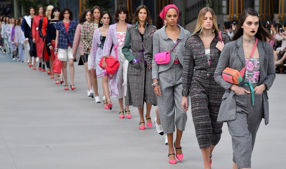 Desfile Chanel 2019