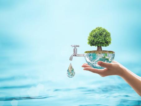 Terra, planeta água: a reinvenção deste recurso natural