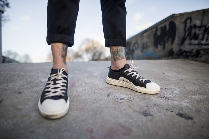 tenis eco - zouri shoes