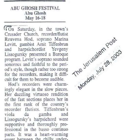 3 - 2003-07-28b-Concert Review - Abu Gho