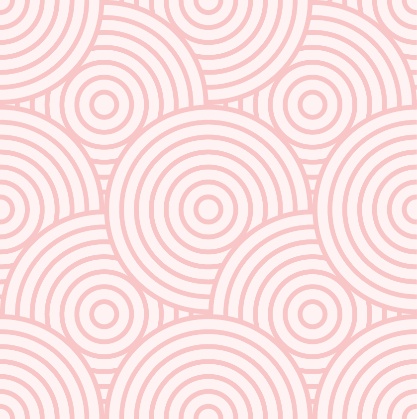 Sweet Sinsations brand logo in coral swirls