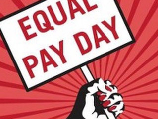 Pay Transparency and Equal Pay Day