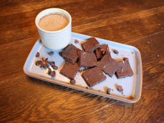 CapomoMojo Spiced Brownies