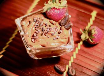 Raw Chocolate-Avocado-Pudding