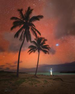 Cielo Pacífico