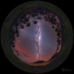 Cielo Nocturno Rapanui