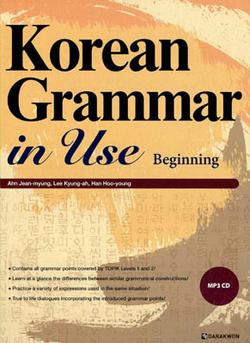 [문법]Grammar in Use Korean Beginnning