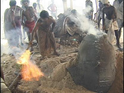 It Takes A Village-Casting a Jain Temple