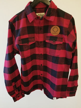 Super Cozy Red Flannel