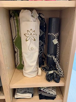 Handmade Yoga Mat Bag from PK Yoga