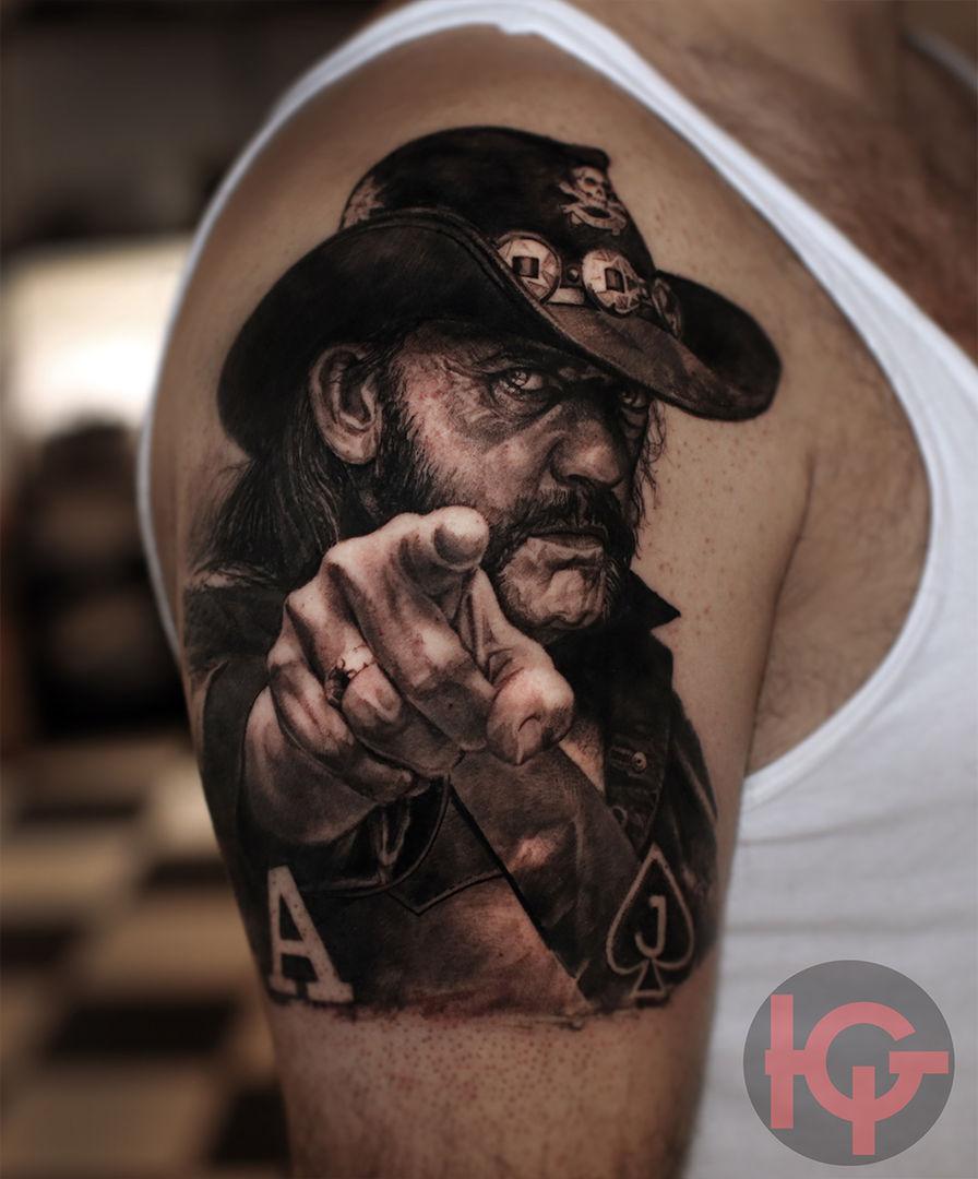 tattoo cowboy