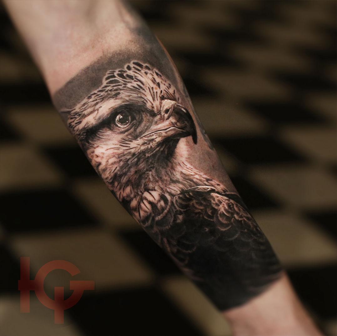tattoo hawk