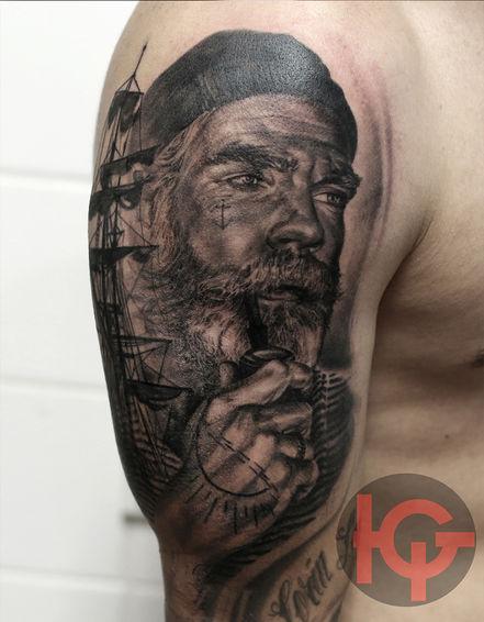 tattoo seaman