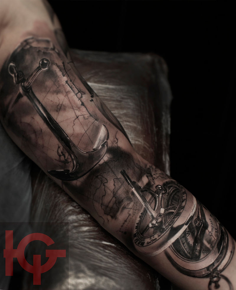 tattoo anchor