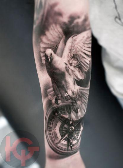 tattoo dove