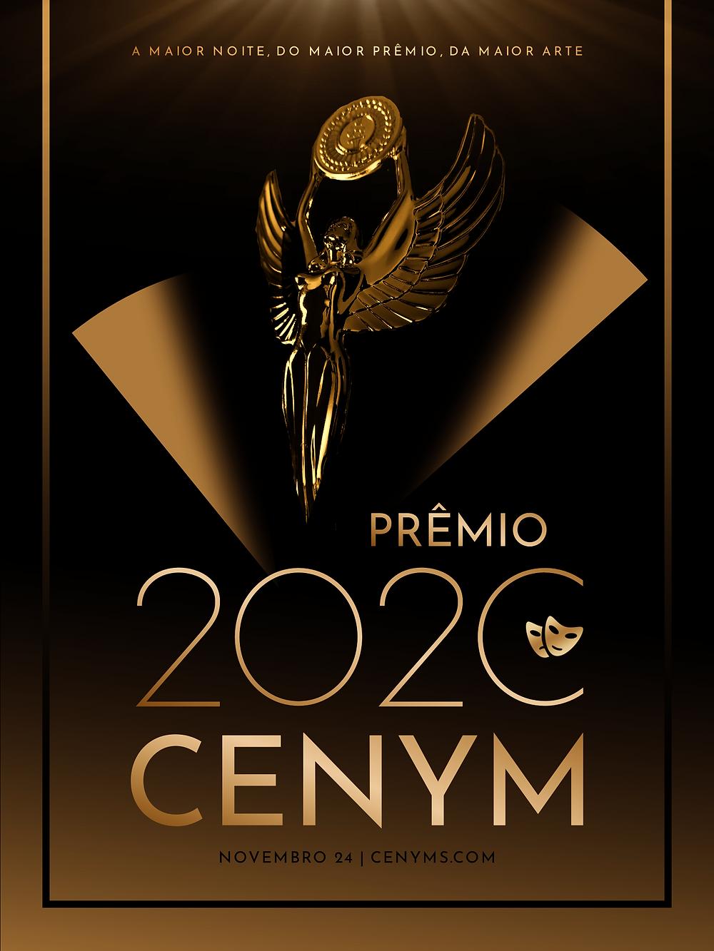 cenym 2020, prêmio cenym de teatro, teatro nacional, cenym