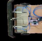 KM08 pneumatic Automatic bumper