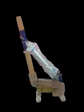 KM04 Pneumatic based  metal sheet cutter