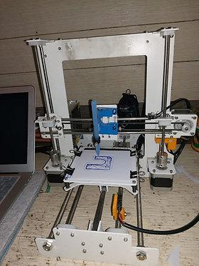 KM188 CNC image drawing or font TEXT writing robot