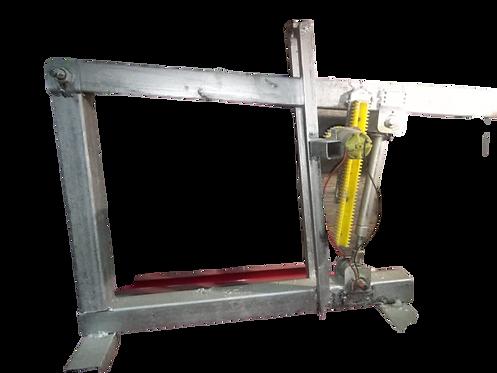 KM22 Power generation using shock absorber