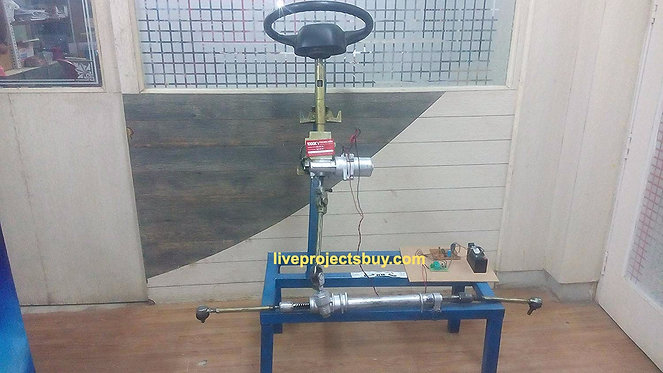 KM01 Android operated Rack &Pinion steering