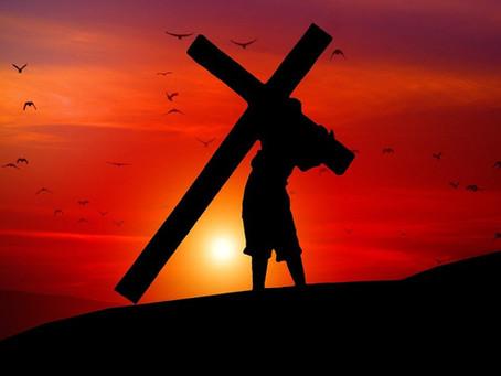 A cruz é algo radical