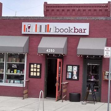 I enjoyed my visit to the BookBar in Den