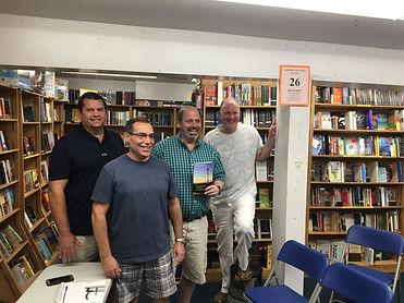 Sigs at the Book Loft.JPG