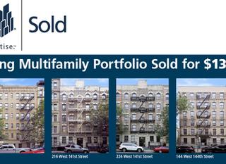 """Cignature in The News – """"Prana buys Harlem apartment portfolio for $14M"""""""