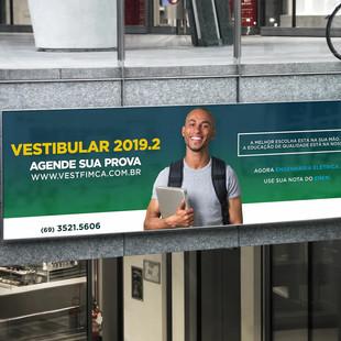 Campanha Vestibular - FIMCA