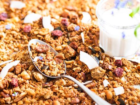 Granola au quinoa