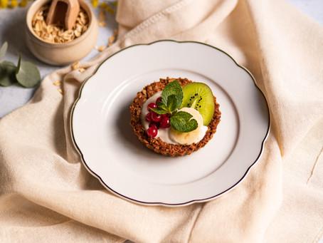 Tartelettes de granola