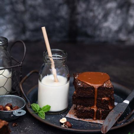 Brownie à la patate douce - Vegan, Sans gluten & Healthy