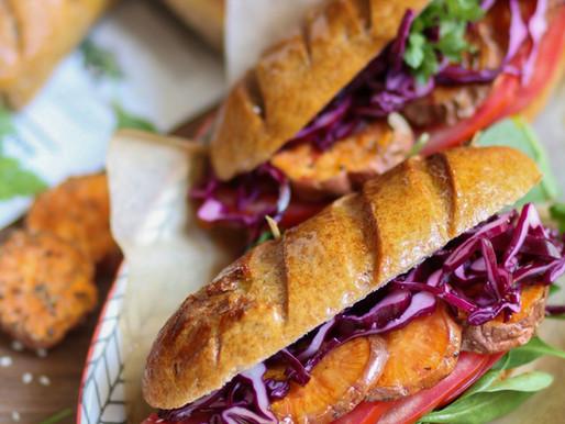 Sandwichs veggies