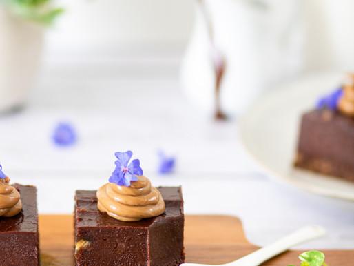 Cubes chocolat