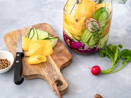 Les pickles - Comment on fait ?