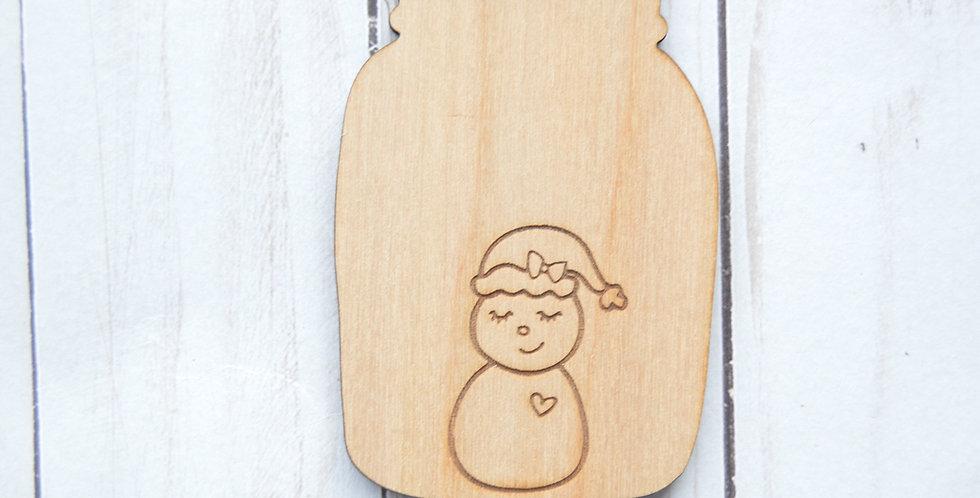 Snowlady Paint Me!