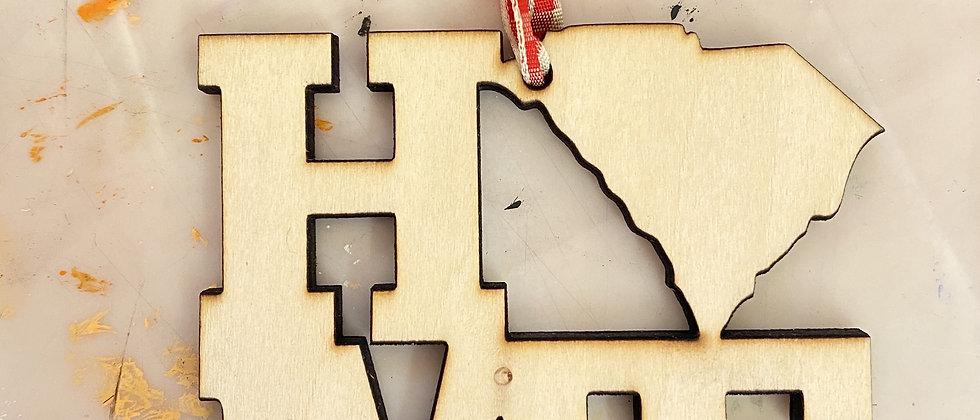 SC Home Ornament
