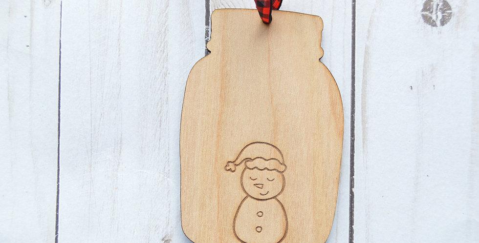 Snowman Paint Me!