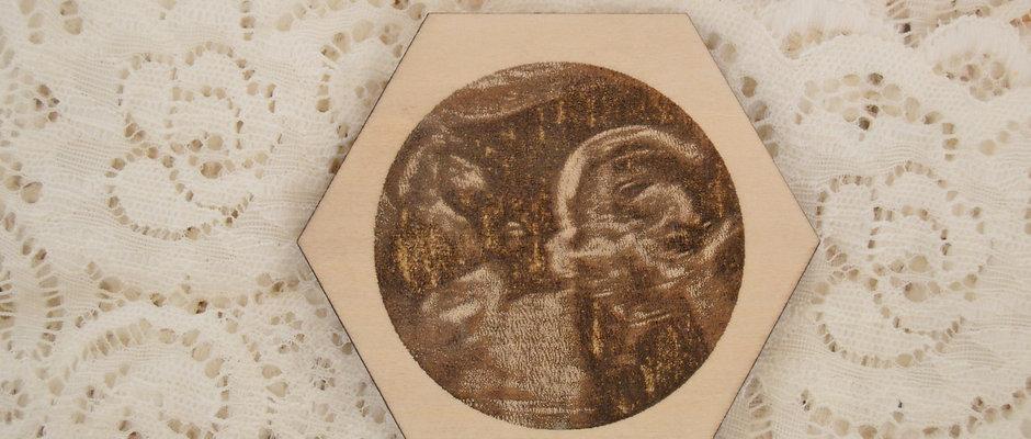 Engraved Ultrasound