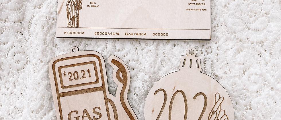 2021 Ornament Starter Pack