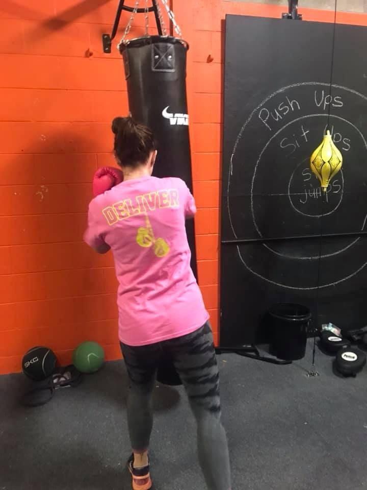 Womens Box Fitness