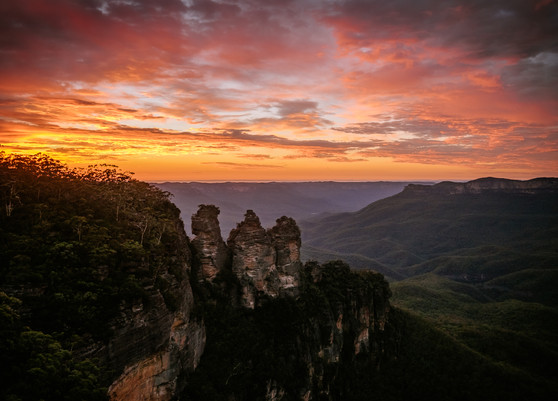 Three Sisters - Blue Mountains
