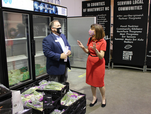 Addressing Food Insecurity Through Public | Private Partnership
